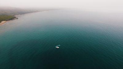 Boat Aerial