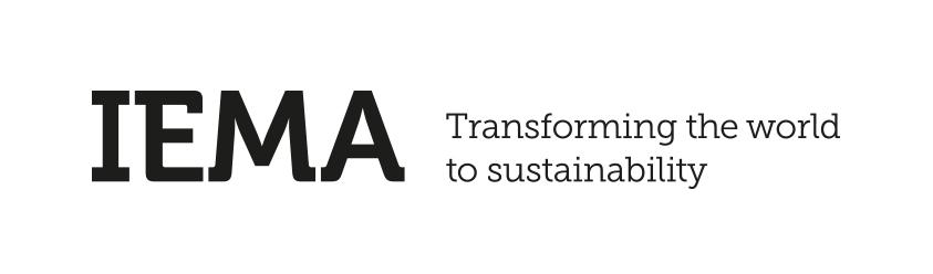 IEMA membership logo